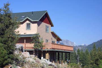 The Rockypoint Cabin A Vacation Home Rental Inside Gates Of Yosemite National Park And Only 7 Miles From Valley