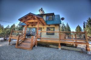 yosemite cabin